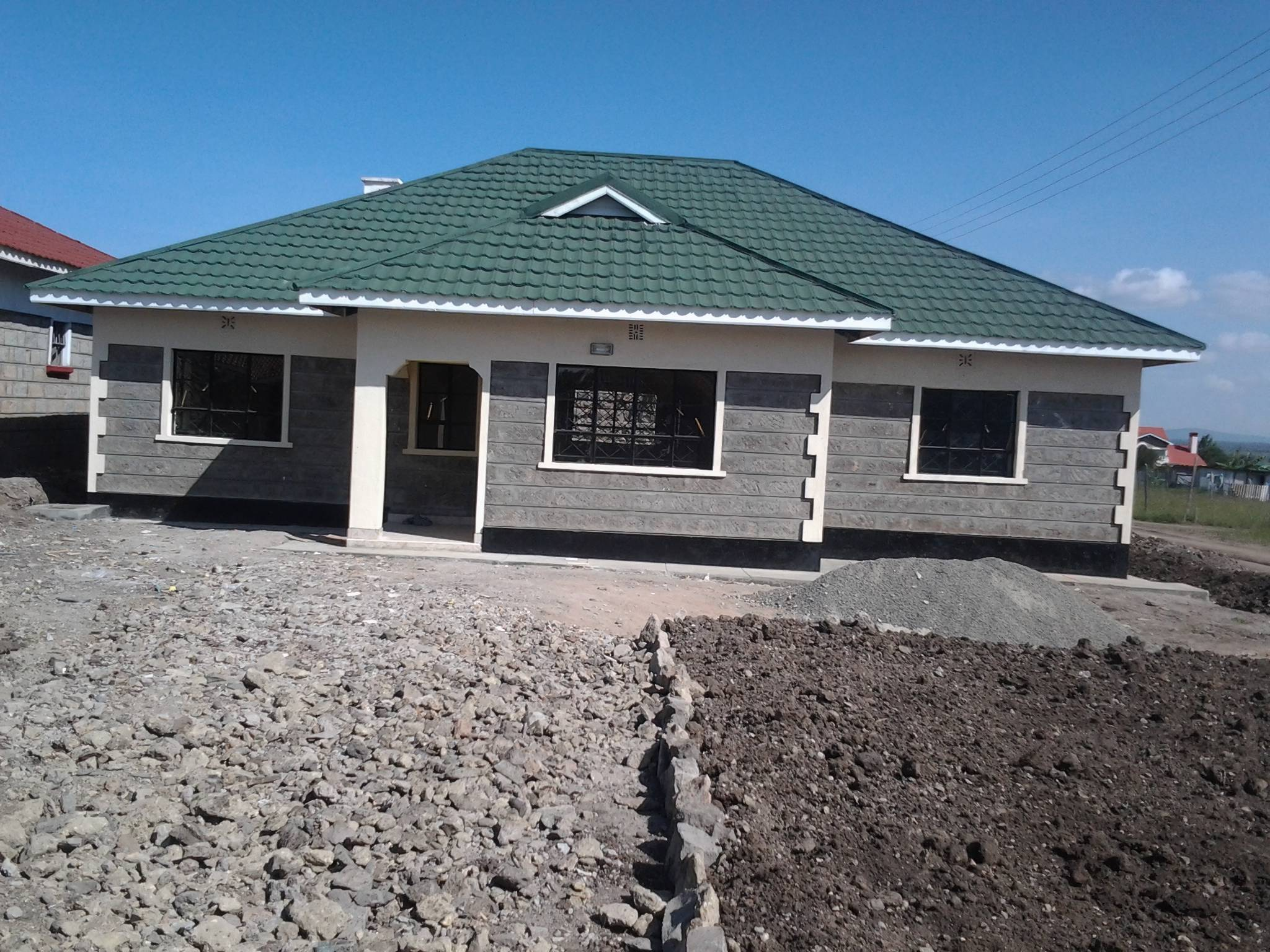 Small bungalow in kenya joy studio design gallery best for 4 bedroom maisonette house plans kenya