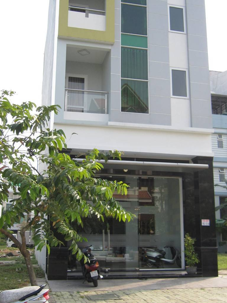 Nice House For Rent In Centre Of Phu My Hung Houses For