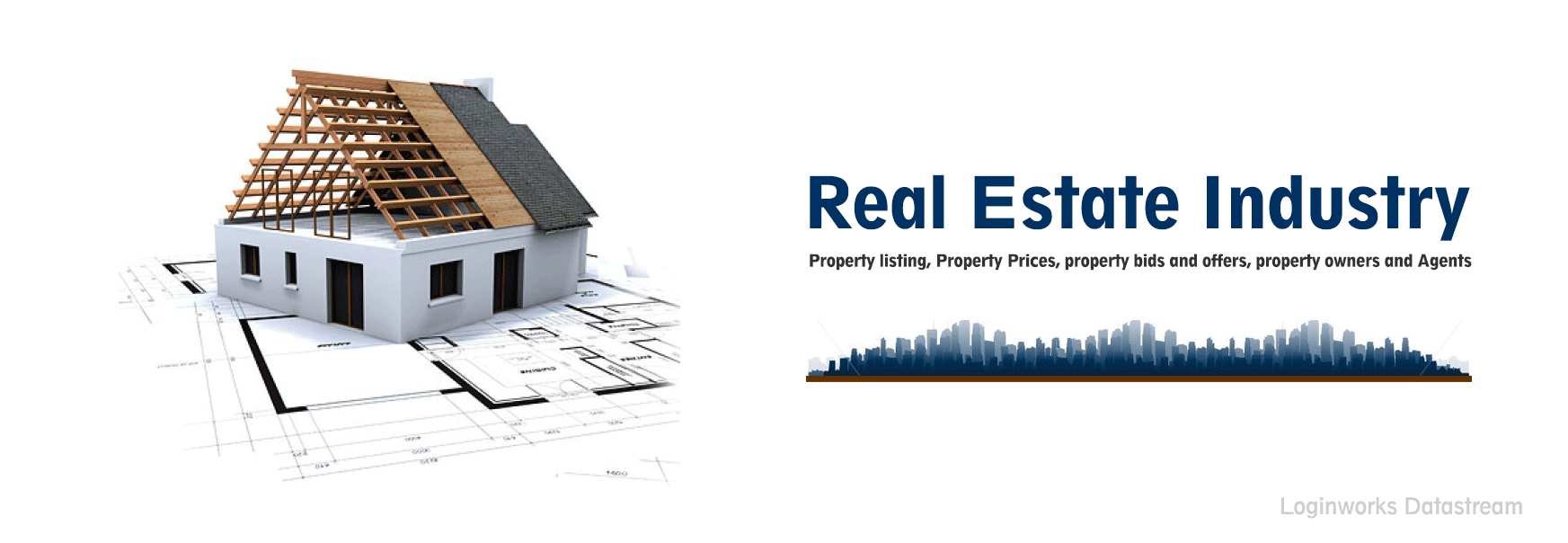real estate data Real estate is property consisting of land and the buildings on it, along with its natural resources such as crops, minerals or water.