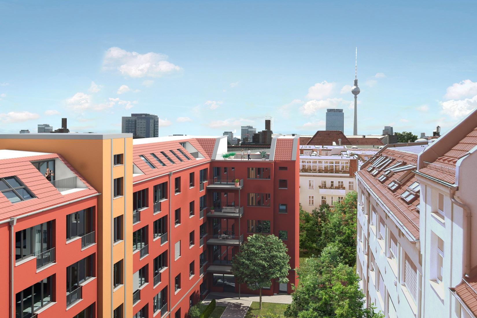 Недвижимость в берлине кг